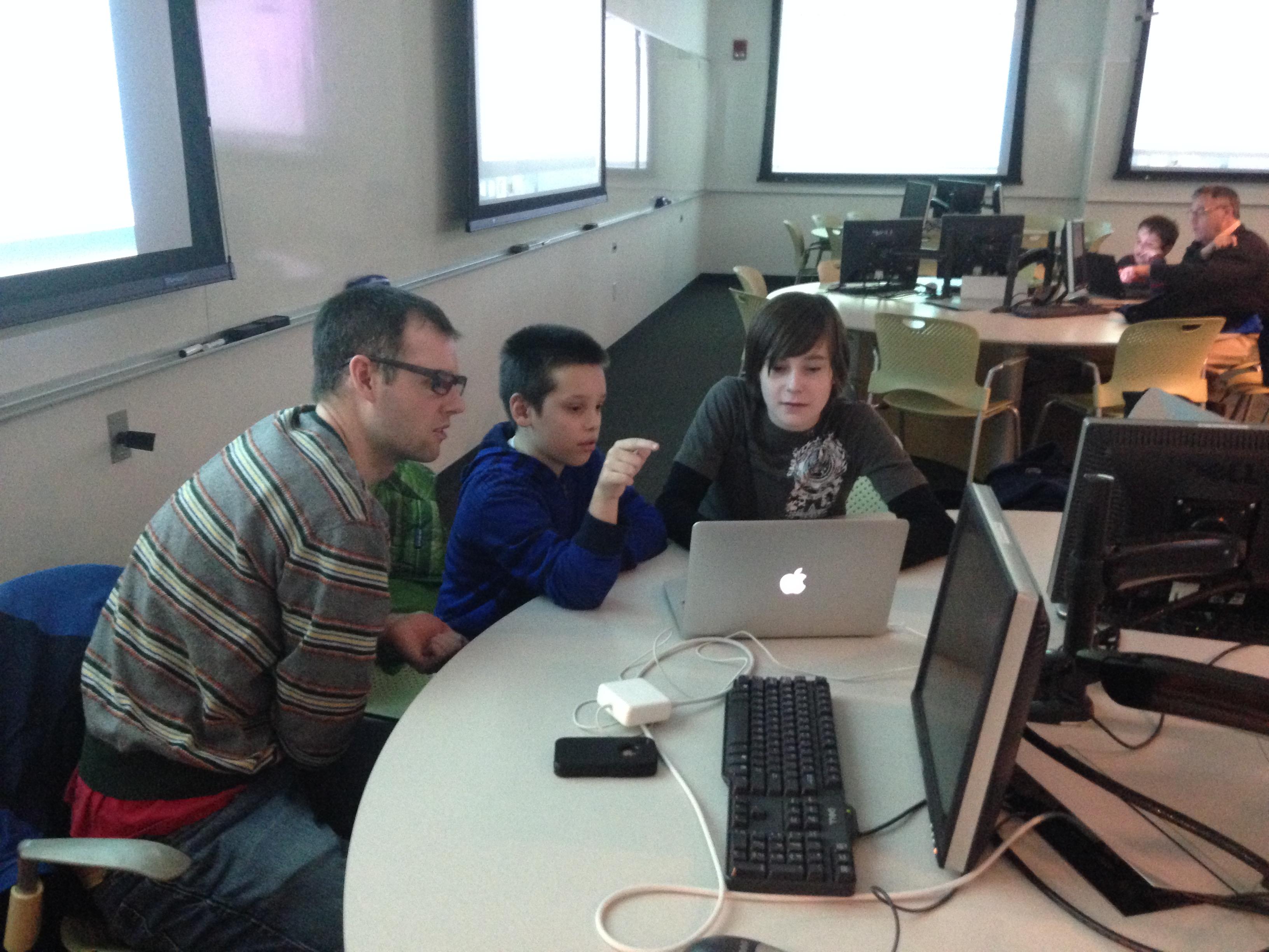 Live hackathon