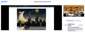 Scratch Out Poverty 2020 - Home Edition